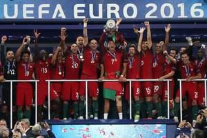 Сборная Португалии назвала состав на Кубок Конфедераций