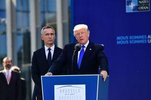Трамп сделал заявление по НАТО и России
