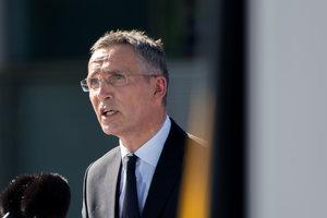 Столтенберг назвал усиление НАТО ответом на действия России