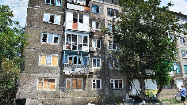Из-за обстрелов Красногоровки 8 граждан ранены,— штаб