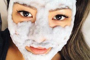 Пушистые маски для лица: смешно и эффективно