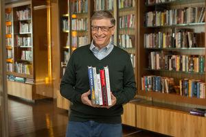 Билл Гейтс поделился своим списком книг на лето