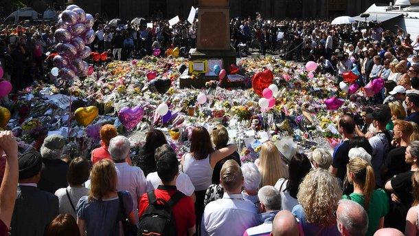 Манчестерский террорист мог сделать ипередать несколько бомб своим сообщникам