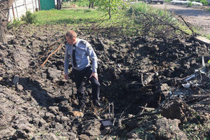 Красногоровка в огне: как город выглядит после обстрела