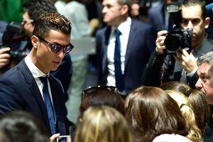 Криштиану Роналду побоялся лететь в Лондон из-за теракта в Манчестере