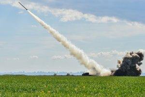 Порошенко на запуске новейшей украинской ракеты: опубликовано видео