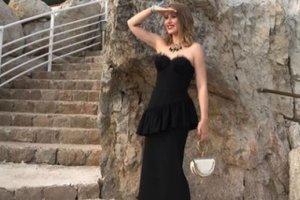 Ксения Собчак поймала Николь Кидман возле туалета ради снимка