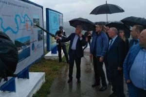 """""""Укргидроэнерго"""" вложит 4,5 миллиарда в развитие энергосистемы"""