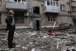 В Авдеевке в результате обстрелов повреждены более тысячи домов