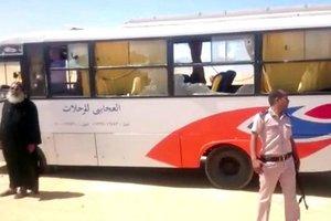 Расстрел христиан в Египте: в сети появились фото и видео с места трагедии