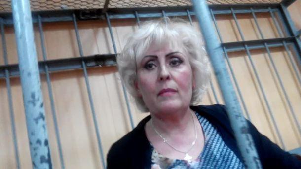 Экс-мэра Славянска Штепу удалили иззала суда ипродлили арест