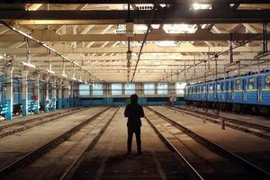 Ждем, чтобы китайцы построили метро на Троещину