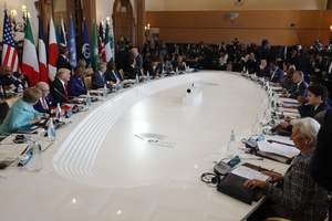"""""""Большая семерка"""" готова усилить санкции против России: итоговая декларация саммита G7"""