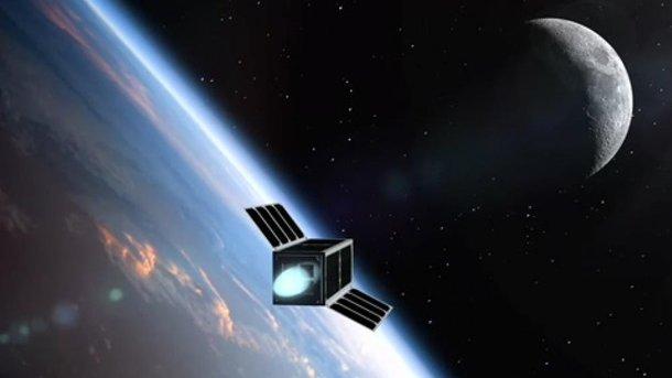 Очередной украинский наноспутник вышел наорбиту
