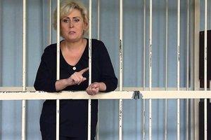 Новый суд по делу Штепы удалил ее из зала за неуважение и продлил арест на 2 месяца