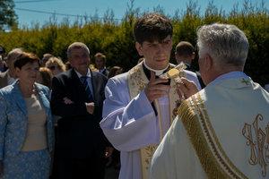 Сын премьер-министра Польши ушел в священники