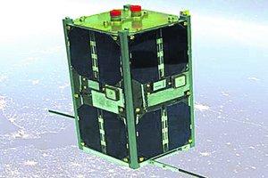 Наноспутник КПИ начал передавать первые данные