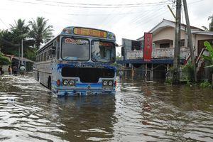 Наводнение на Шри-Ланке: число жертв перевалило за 160