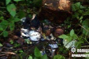 На Прикарпатье молодая мать задушила и сожгла своего ребенка