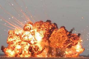 На рынке в Горловке бросили взрывпакет с гвоздями