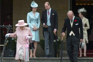 Кейт Миддлтон и принц Уильям снялись в семейной фотосессии для британcкого GQ