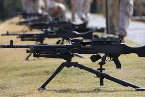 Грузия заменит пулеметы Калашникова американскими М-240