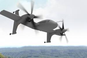 Армия США испытала сверхмощный дрон