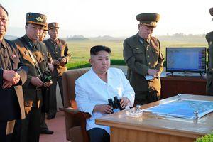 КНДР подтвердила запуск баллистической ракеты