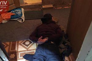 В Киеве на горячем задержали банду грузин-домушников