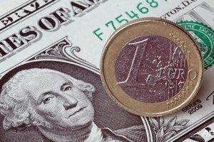 В Украине подорожали доллары и евро