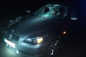 В Одессе BMW насмерть сбил мужчину