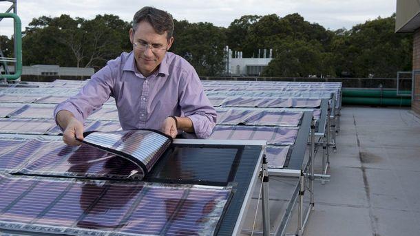 Сделаны «солнечные крыши» в30 раз дешевле Tesla