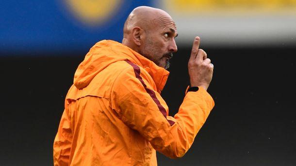 Лучано Спаллетти покинул пост основного тренера римской «Ромы»