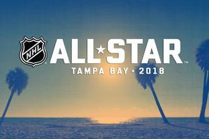 Матч всех звезд НХЛ-2018 состоится в Тампе