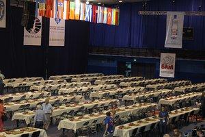 Тридцать украинских шахматистов выступят на чемпионате Европы