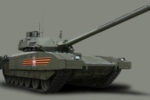 """Британский эксперт: Противотанковые комплексы НАТО проигрывают российскому танку """"Армата"""""""