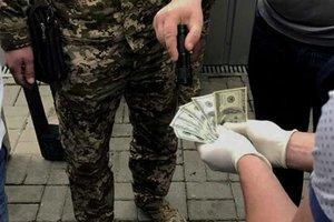 Во Львовской области задержали на взятке начальника исправительной колонии