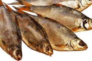 В Киеве запретили продажу вяленой рыбы
