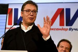 Премьер-министр Сербии Вучич подал в отставку