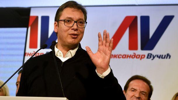 Вучич: Сербия несобирается вступать вНАТО