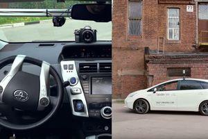 """""""Яндекс"""" показал прототип беспилотного автомобиля (видео)"""