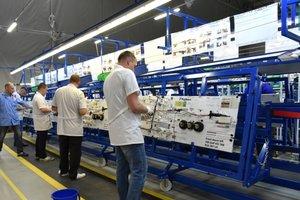Японский автогигант открывает два завода в Украине