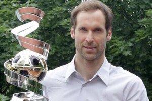 Петр Чех в одиннадцатый раз признан лучшим футболистом Чехии