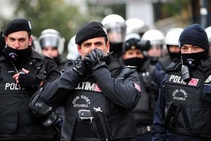 Турецкая полиция задержала одного из ключевых боевиков ИГИЛ