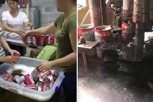 Из тазика в банку: как в Китае изготавливают пиво известной марки