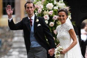 Пиппа Миддлтон с мужем проводят медовый месяц в Сиднее