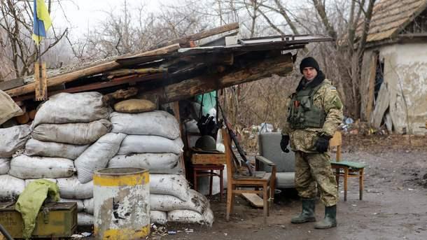 """На Донбассе вступил в силу очередной """"режим тишины"""", фото AFP"""