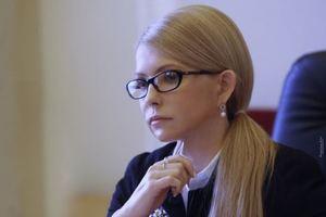 Тимошенко попросила прощения у лидера БПП