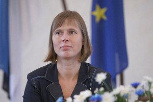 Страны Балтии не рассматривают Россию как угрозу - президент Эстонии