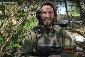 Бойцы с передовой поздравили маленьких украинцев с Днем защиты детей